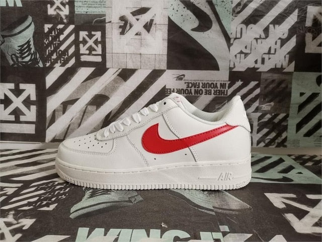 2019 Air Force 1 07 Lv8 Jdi Just Do It Af1 One Mens Women High Low Sneakers Shoes - cybershoestore.com
