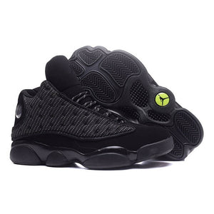 JORDAN 13 Basketball Shoes Retro High Quality Black Cat Sneaker He Got Game Men Outdoor Breathable Shoes - cybershoestore.com