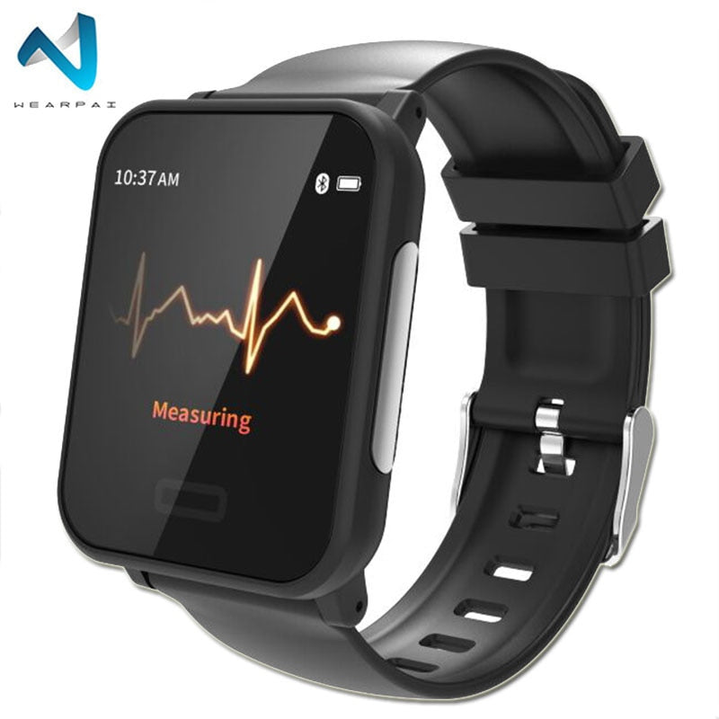 Wearpai E33 Smart Watches with ECG Heart Rate Monitor Bluetooth Fitness Watch Sleep Monitor Sport Watches for iPhone xiaomi