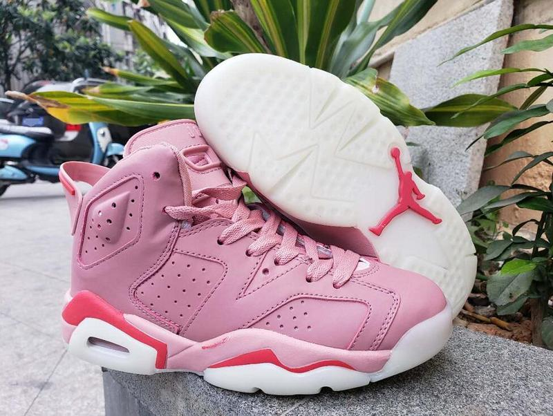 Original fashion Jordan 6  retro Tinker Cherry Pollen Shoes woman Shoes basketball shoes  sneakers AJ 6 Sports shoes 543390 228