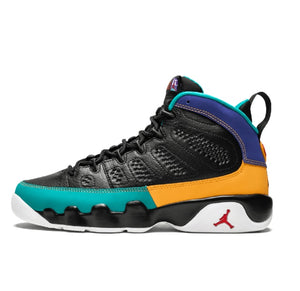 Nike AIR JORDAN  9 Dream It Do It UNC Bred Space Jam Basketball Shoes Size US7-US12 - cybershoestore.com