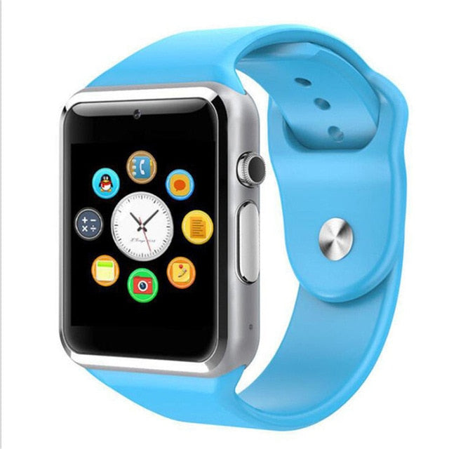Smart Watch A1 for men women android Bluetooth Smart watch With camera Support call music Photography SIM TF card Smart watch - cybershoestore.com