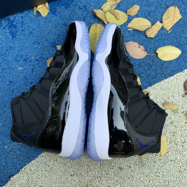 2019 New Original Jordan 11 retro Men shoes basketball shoes sneakers black AJ11 high Sports Training shoes - cybershoestore.com