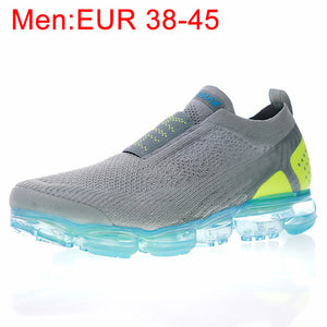 Official Original Authentic Men Women Basketball Sport Outdoor Athletic Sneakers EQT Uptempo Cushion Retro Vapormax Air Shoes - cybershoestore.com