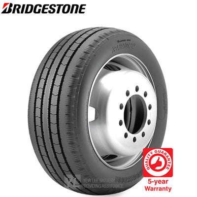 Bridgestone R202 V-Steel Rib - Light Truck Tyre - Singapore