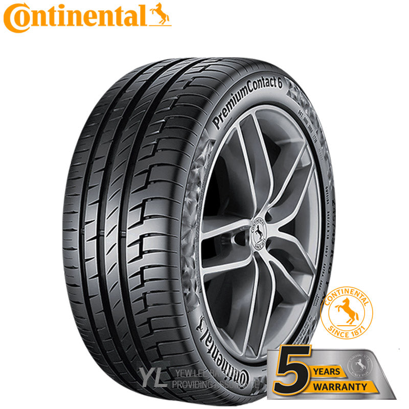 Continental Premium Contact PC6 Official Product Singapore