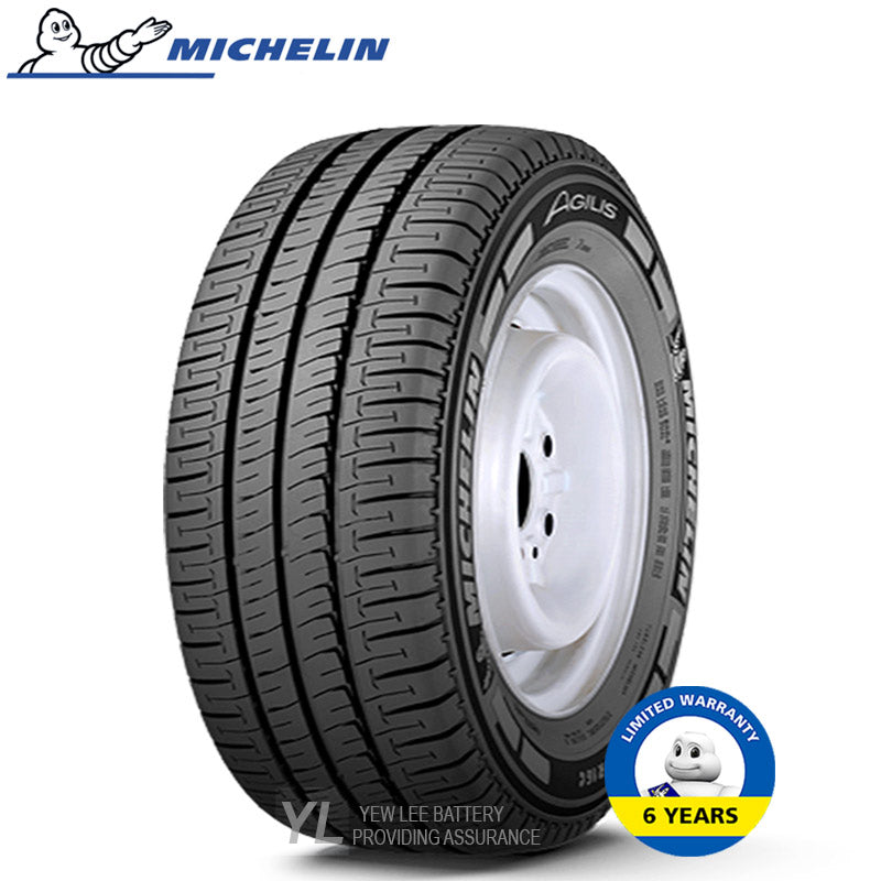 Michelin Agilis - Light Truck Tyre