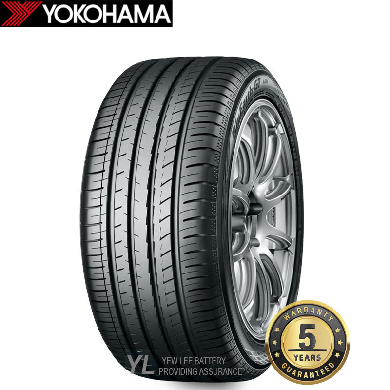 Yokohama BluEarth-GT AE51 Tyre Singapore