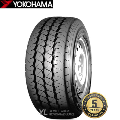 Yokohama RY818 Delivery Star Light Truck Tyre