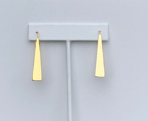 Isla Triangle Earrings
