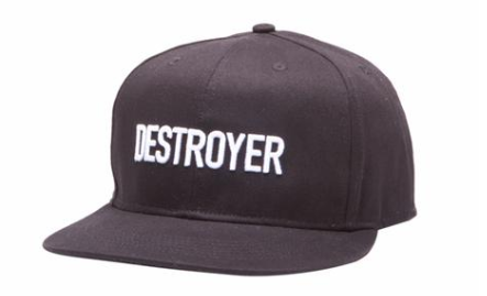 Destroyer Snap Back Hat