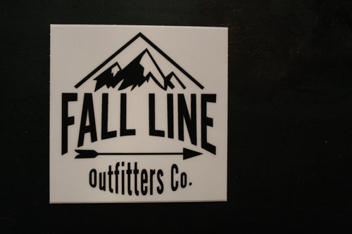 Fall Line Outfitters Sticker