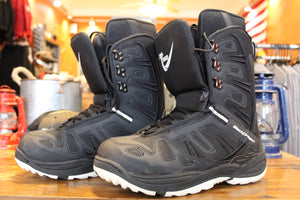 Used Black Dragon Snowboard boots