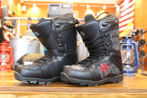 Used M3 Adult Snowboard boots
