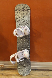 Used Woman's Static Snowboard 54.5 *Sold*