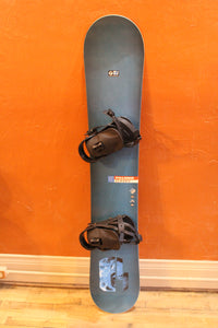 Used Palmer Classic 59.5 inch Snowboard