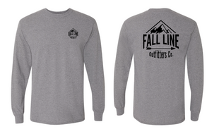 """Lincoln Ave"" Long Sleeve T"
