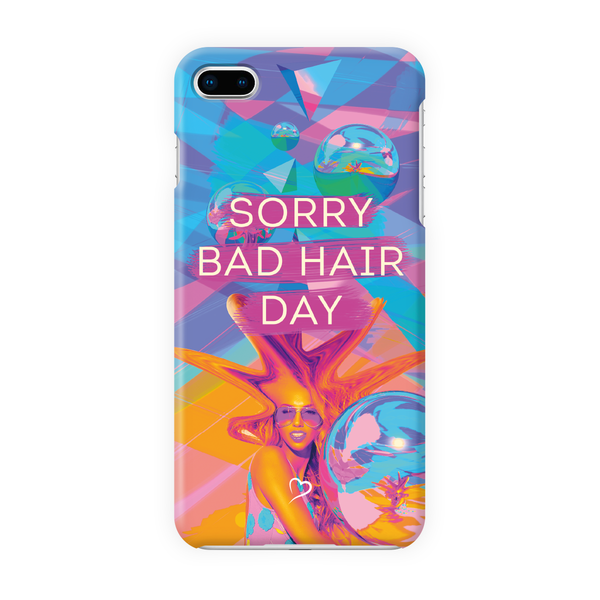 Sorry bad hair day Eco-friendly iPhone cover