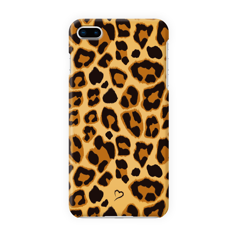 Leopard vibes Eco-friendly iPhone cover
