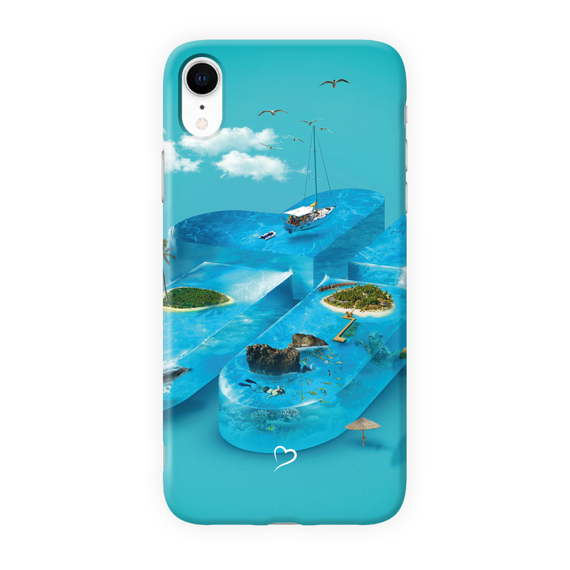 Dive Deep Eco-friendly iPhone cover