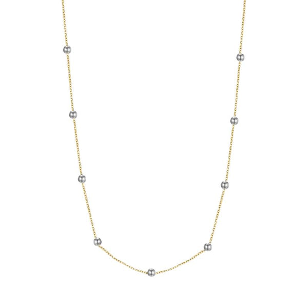 Love the Dots Necklace Gold/Silver