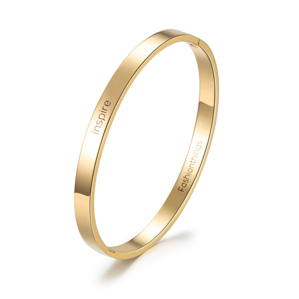 Bangle Inspire Gold 6mm