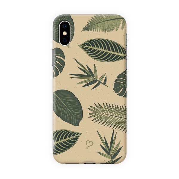 Be-leaf in yourself Eco-friendly iPhone cover