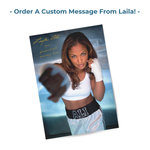 Add-On: Personalized Message