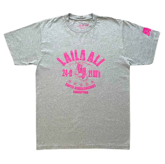 She Bee Stingin' Legacy Tee (Light Gray/Pink)