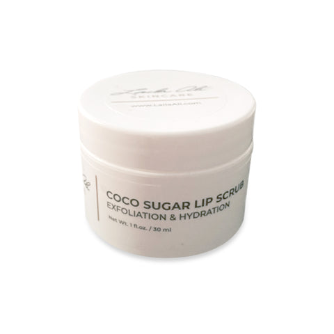 Coco Sugar Lip Scrub