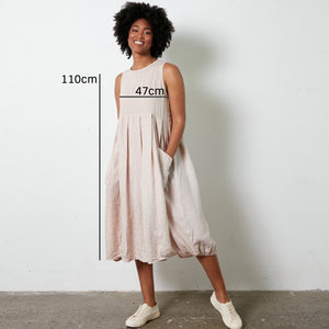 Sartene sleeveless dress