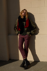 NOTTING HILL FLANNEL PANTS