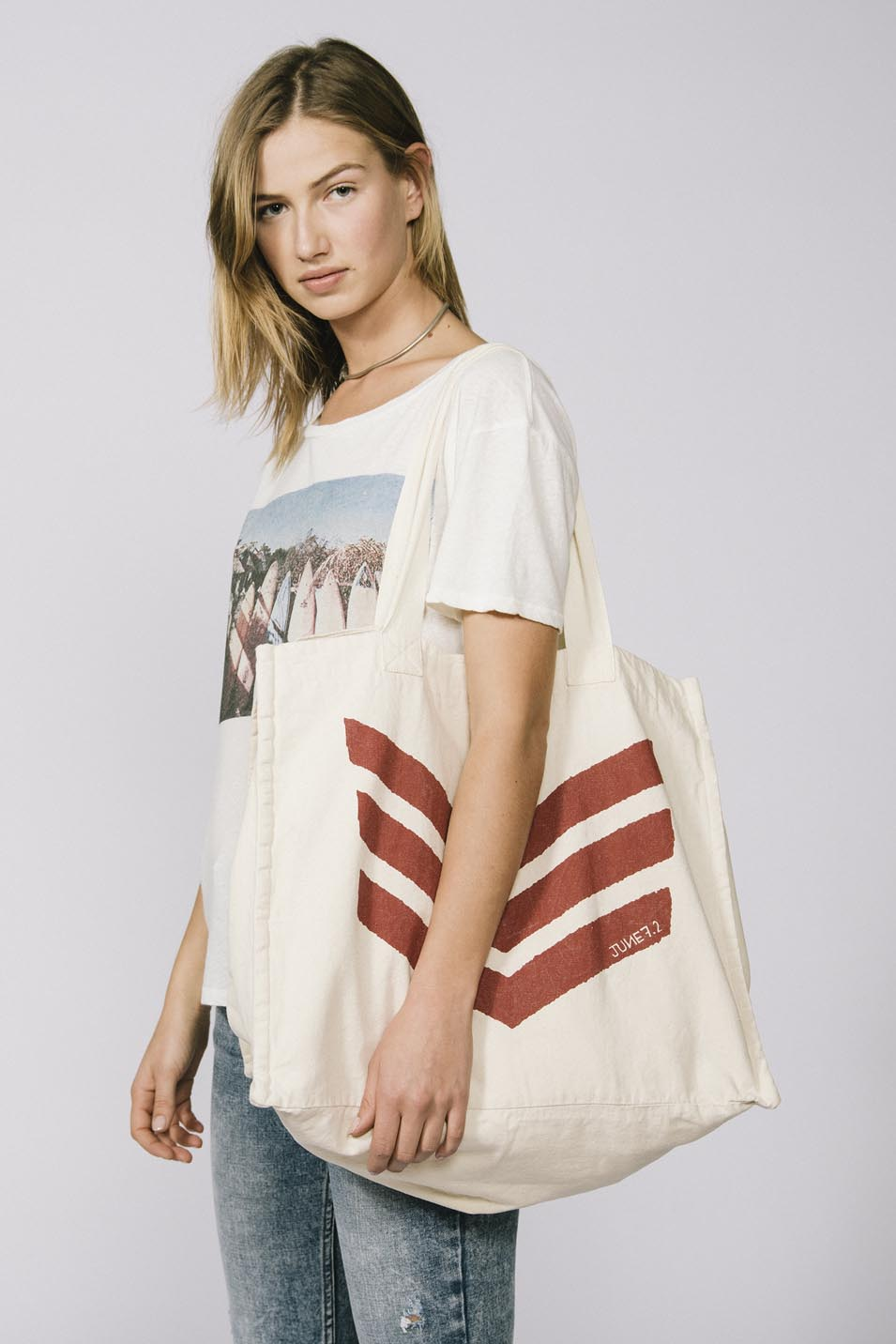 FREJA BEACH BAG