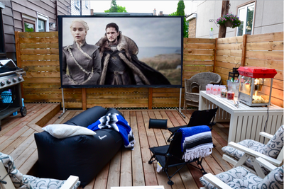 6 Outdoor Viewing Parties You Should Organize This Spring/Summer In Toronto