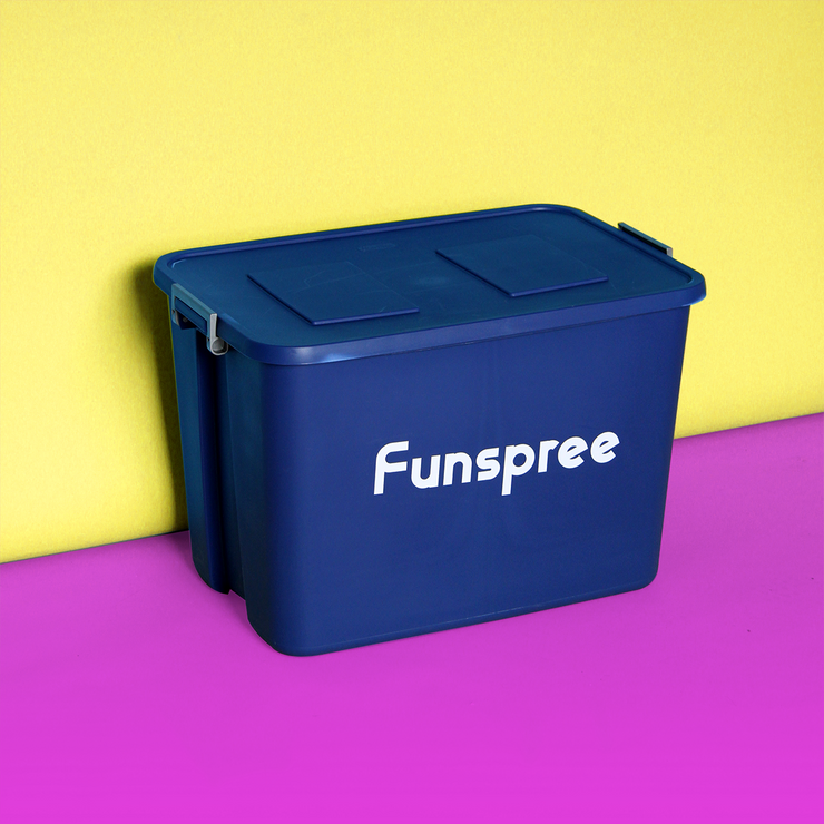 Funspree - 8-Person Laser Tag Rental Equipment Gear