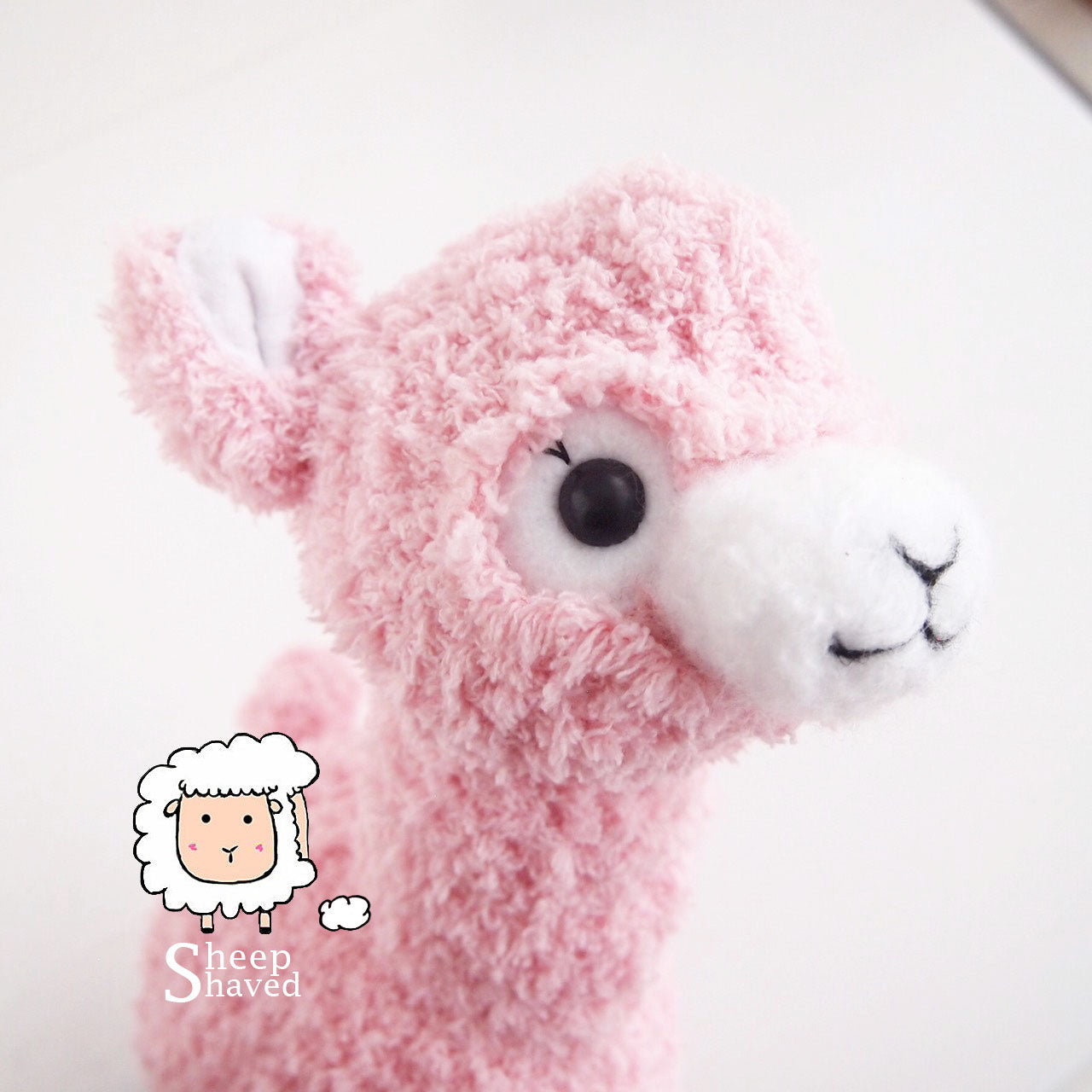 Alana the Alpaca Amigurumi Crochet Pattern DIY Tutorial Llama | Etsy | 1280x1280