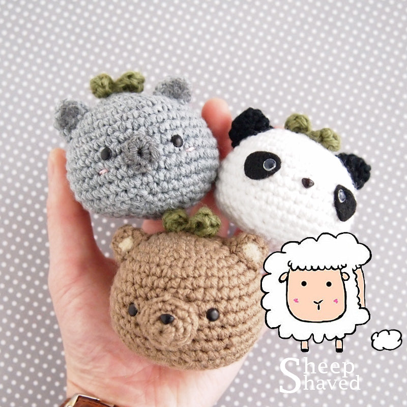 "Animal Plants: ""Bears"" Edition - Made to Order"