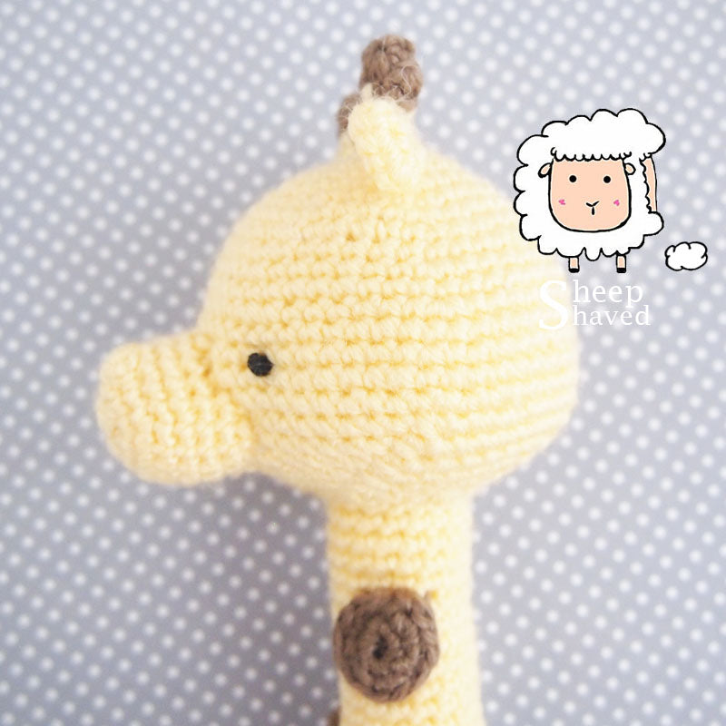 Giraffe Rattle Pattern