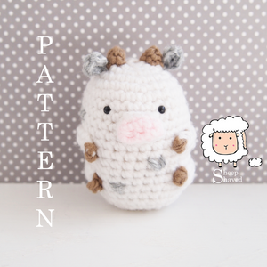 Mini Cow Pattern
