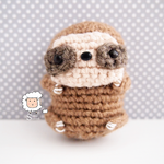 Mini Sloth Accessory - Made to Order
