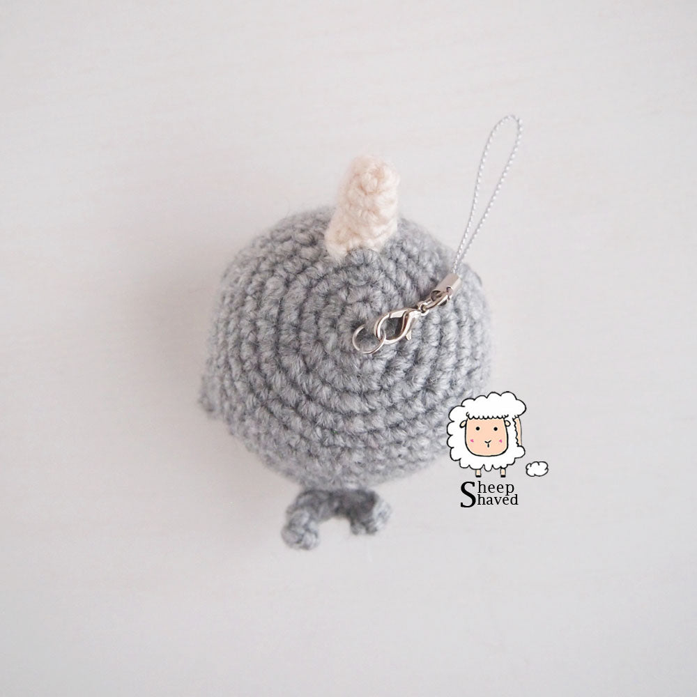Narwhal Amigurumi - Made to Order