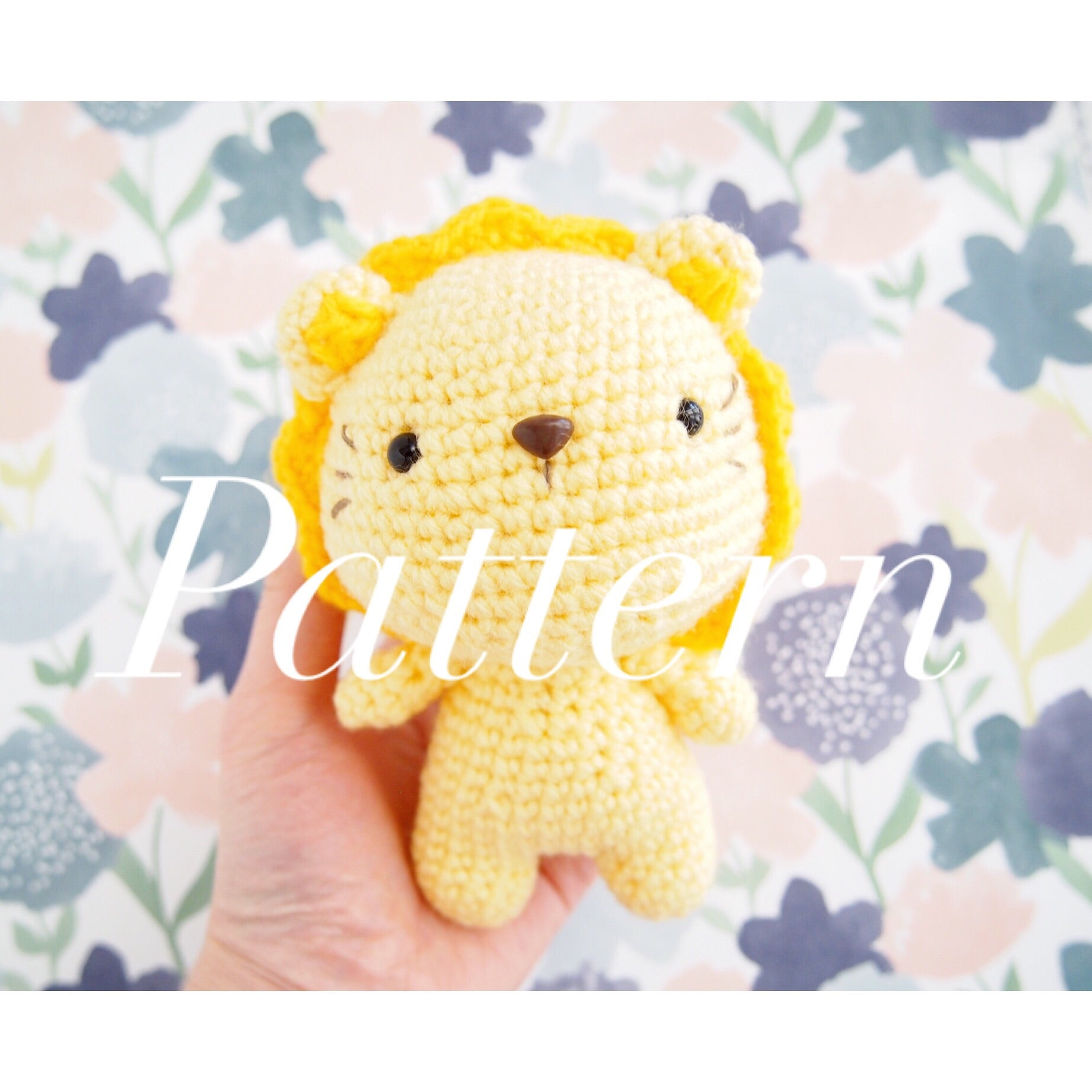 Ravelry: The Lion King Simba Amigurumi pattern by Darth Makers | 1844x1844