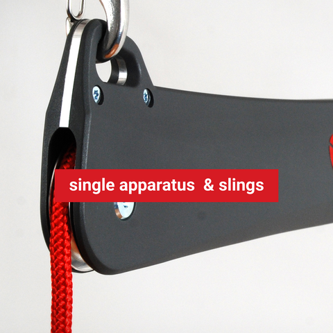 single apparatus & slings