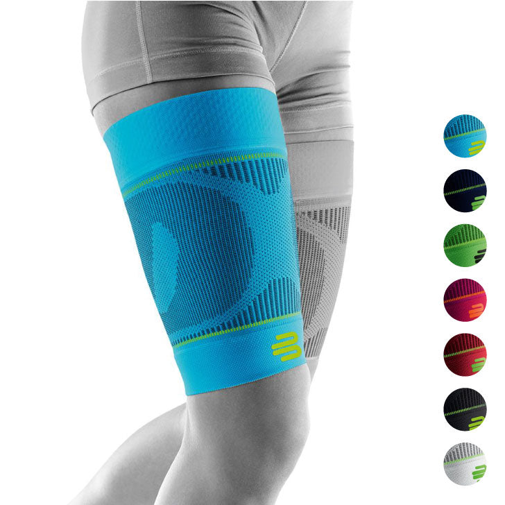 SPORTS COMPRESSION SLEEVES UPPER LEG// sporta kompresijas zeķes augšstilbam - dynasty.lv