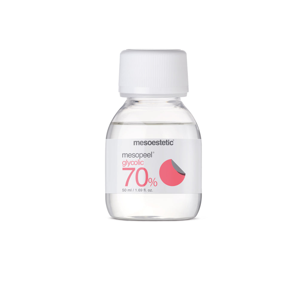 mesopeel glycolic / glikolskābe 70% 50ml pH<1