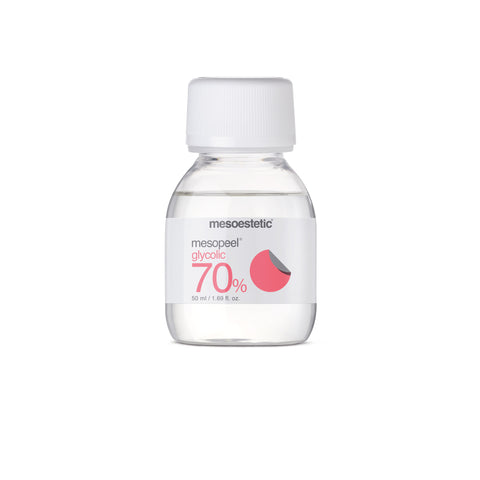 mesopeel glycolic / glikolskābe 50% 50ml pH1.8