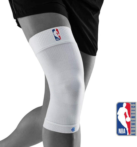 NBA Black Sports Compression Knee Support | Ceļa kompresija sportam | 1gab.