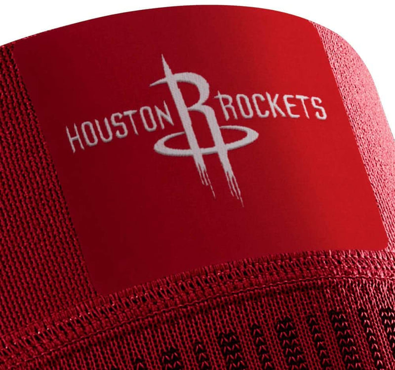 HOUSTON ROCKETS // Sports Compression Knee Support NBA Team Editions // Sporta kompresijas ceļa locītavas atbalsts // 1GAB.