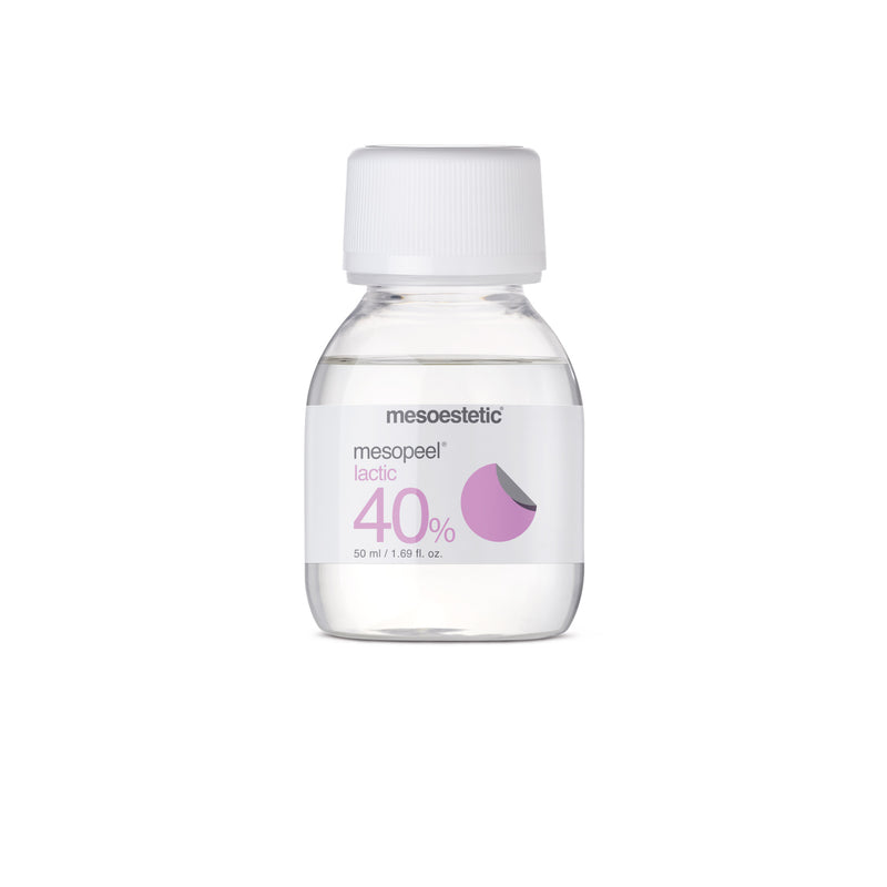 mesopeel lactic / pienskābe 40% 50ml pH1.8