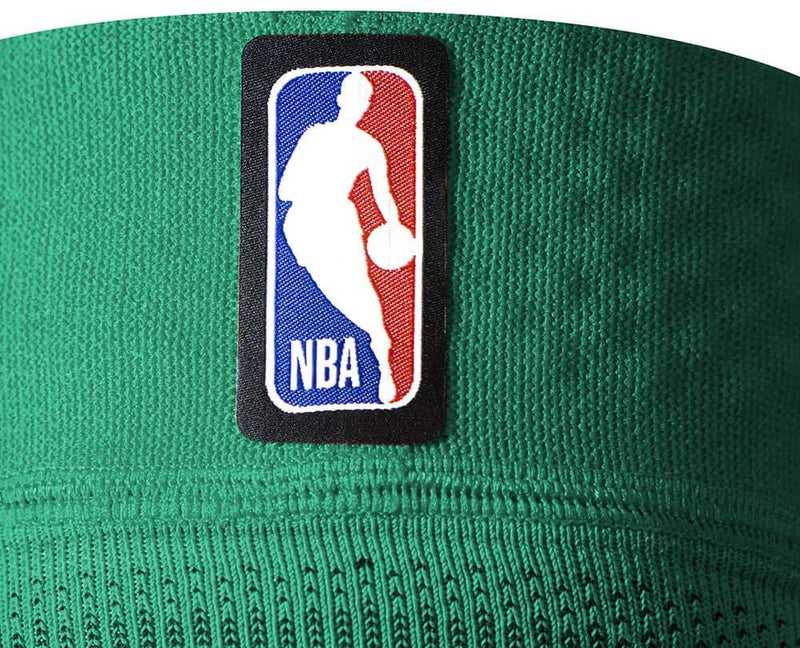 BOSTON CELTICS // Sports Compression Knee Support NBA Team Editions // Sporta kompresijas ceļa locītavas atbalsts // 1GAB.